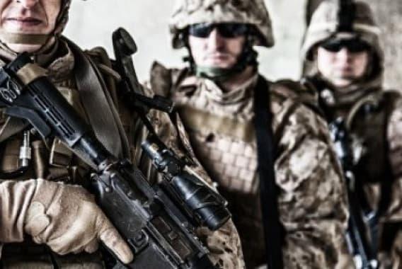 L'armée et la dépression